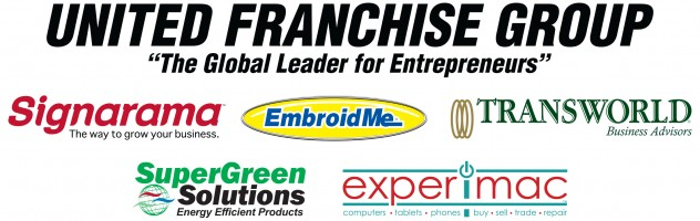 United Franchise Group Logo 2015